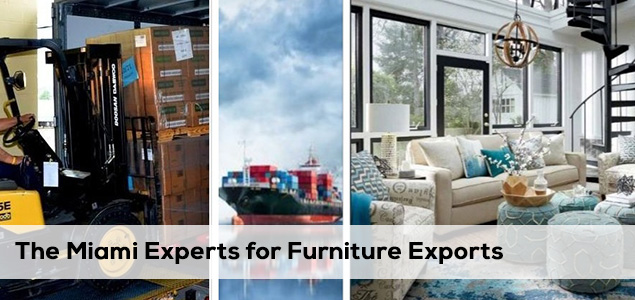 Furniture Exports